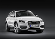 All about SUV car AUDI Q3 year 2012 review with wallpapers, Interior Audi Q3 . (audi white )