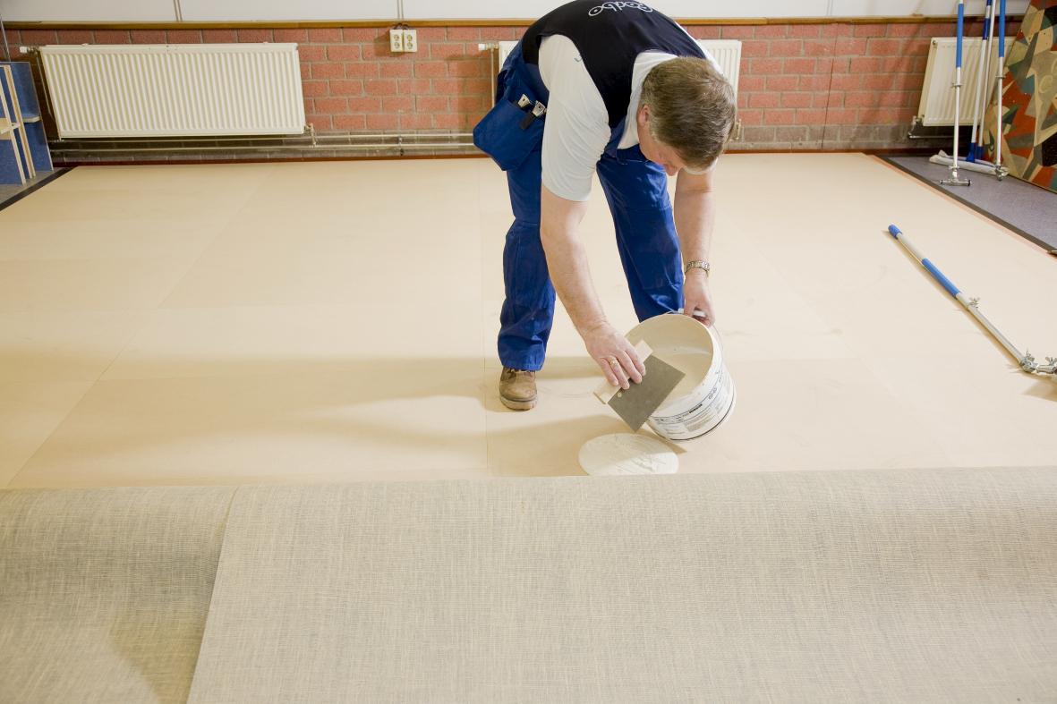 Manual de instalaci n de pavimentos c mo escoger el - Linoleo pavimento ...