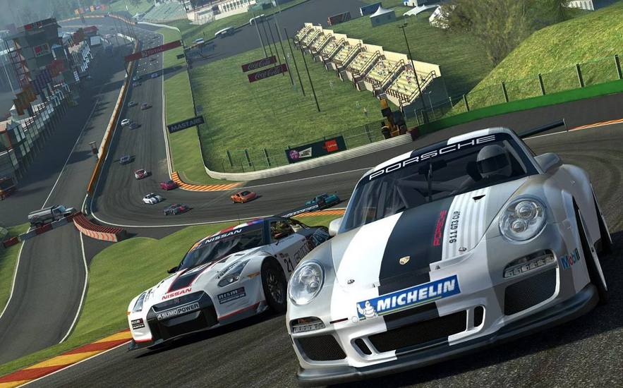 android, android game, google play, xbox, playstation, player, real racing 3