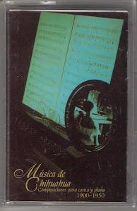 SERIE: MÚSICA DE CHIHUAHUA