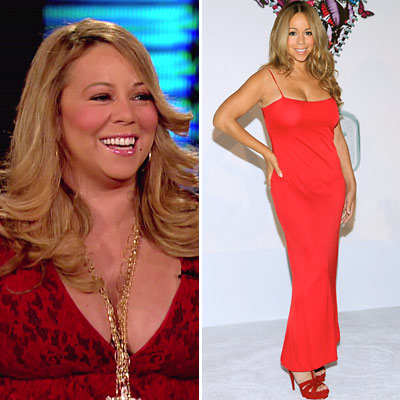 Mariah Carey Height And Weight
