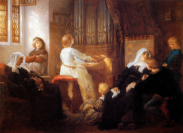 harmony,alexandre cabanel,genre painting