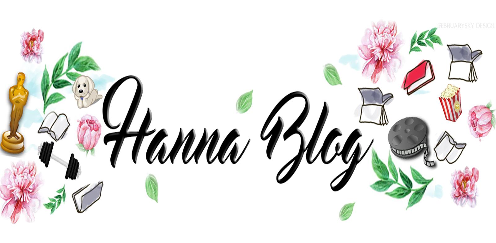 Hanna Blog