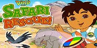 Сафари Диего спасателя - Diego Safari Rescue