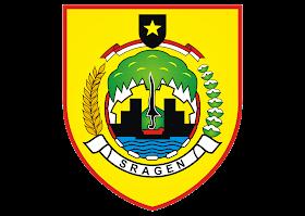 Logo Kabupaten Sragen Vector download free