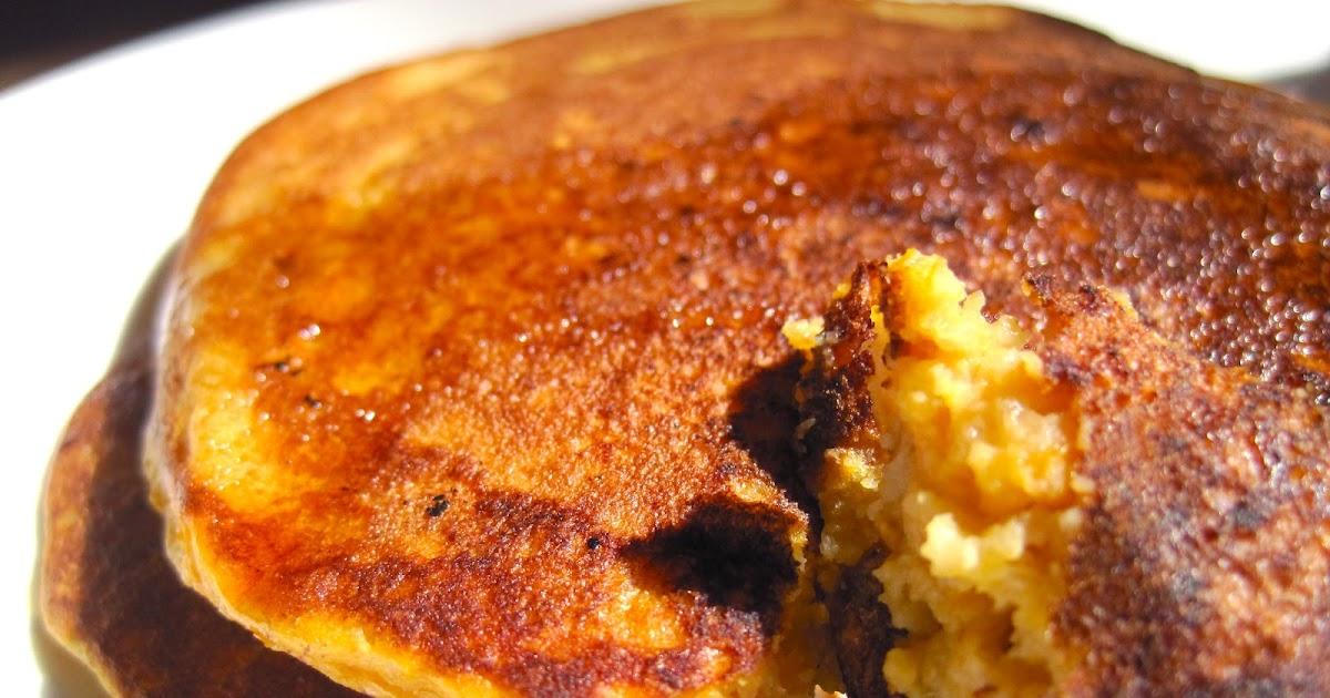 Kvell in the Kitchen: Whole Wheat Sweet Potato Pancakes