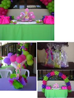 Otras imagenes de mesas centrales,de realos y de pastel.