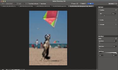 memberi efek fokus, blur tools, menambahkan efek fokus, membuat foto lebih fokus, belajar photoshop, photoshop cs6, adobe photoshop cs6