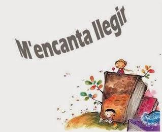 M'encanta llegir