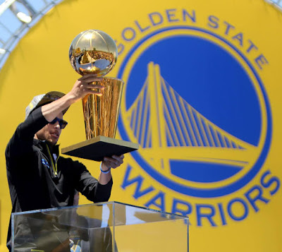 Stephen Curry Larry O'brien