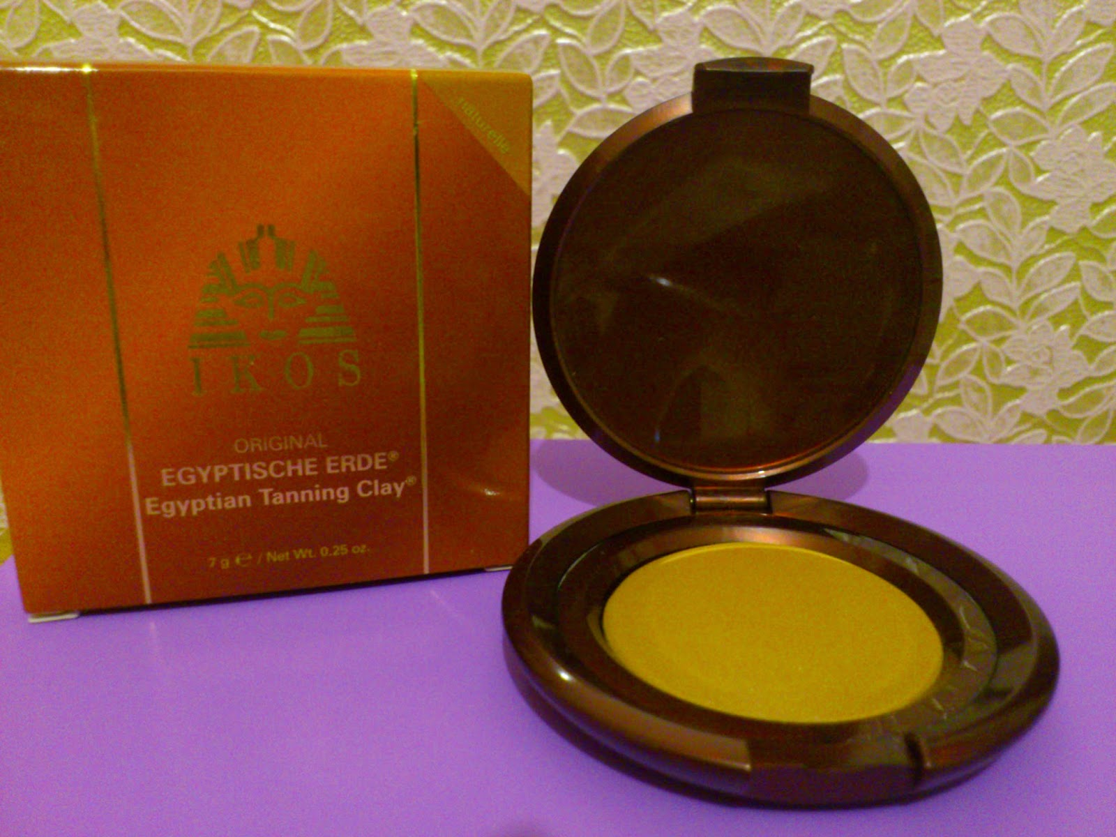 Ikos Egyptian Tanning Clay