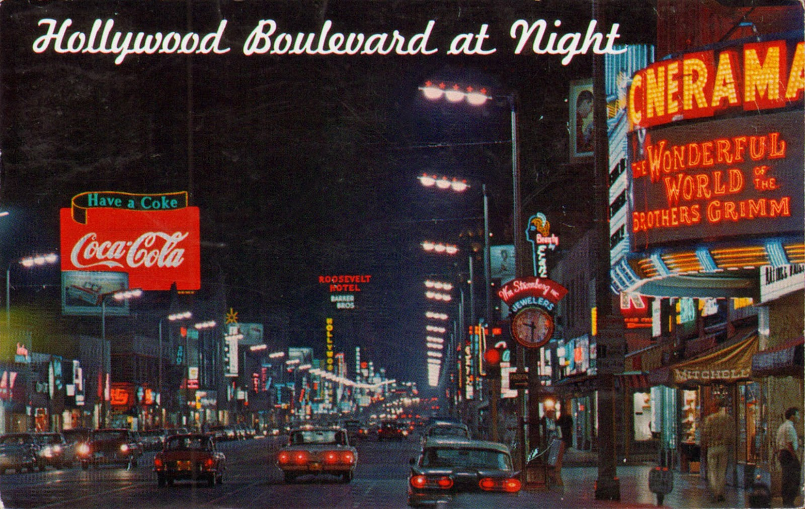 Neat Stuff Blog  Vintage Hollywood California