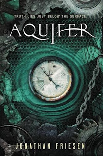 Book Review: Aquifer by Jonathan Friesen