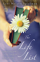 The Life List, Lori Nelson Spielman cover