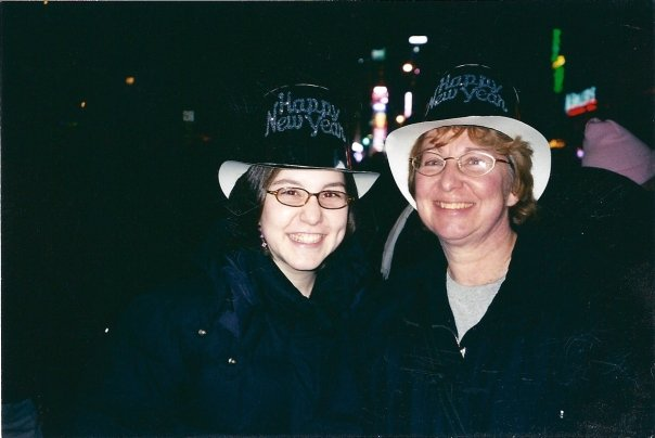 Throwback Thursday, #tbt, Jamie Allison Sanders, hats, hat obsession, fashion, New Years Eve, Rory Sanders