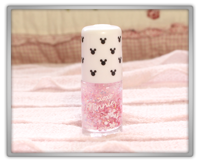Etude House Haul Review accessories decor kawaii cute pink ebay beauty korean cosmetics xoxo minnie in the nails 4