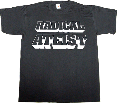 useless religions pope ateism war t-shirt ephemeral-t-shirts