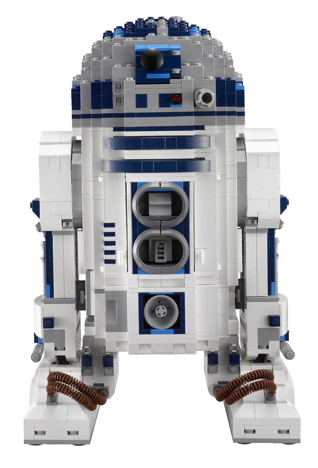 Repubblick set database lego 10225 r2 d2 - Lego starwars r2d2 ...