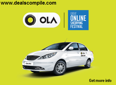 Ola cabs wallet offer- Rs 598 for just Rs.299