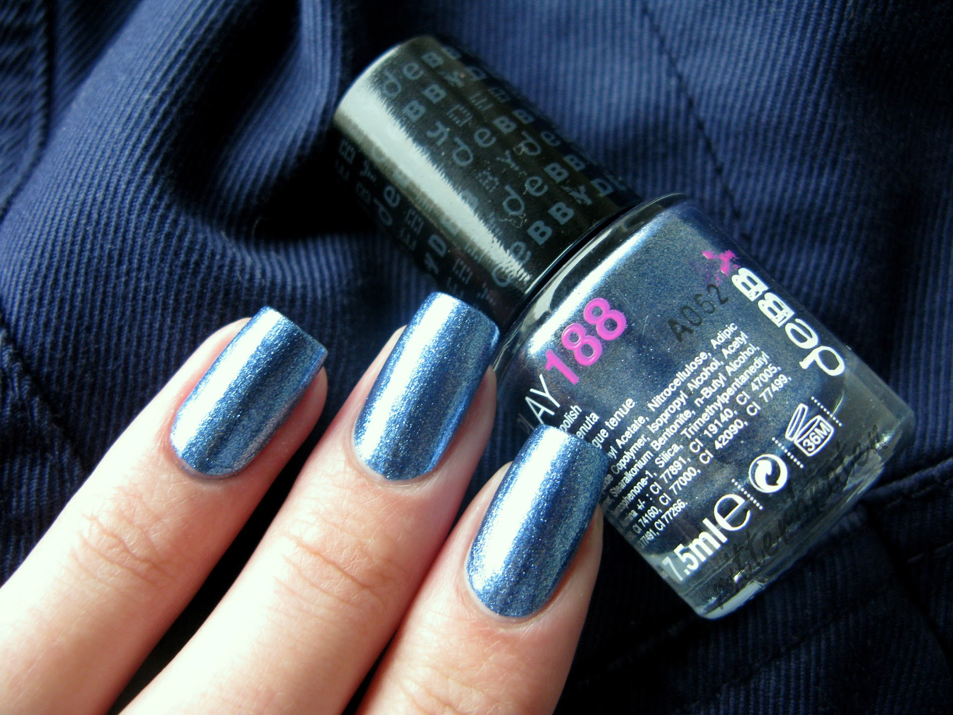 Debby ColorPlay 188 smalto vernis nail polish