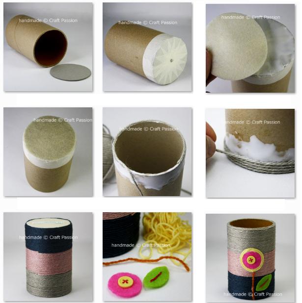 Cosas Faciles Para Hacer Con Material ES Reciclados