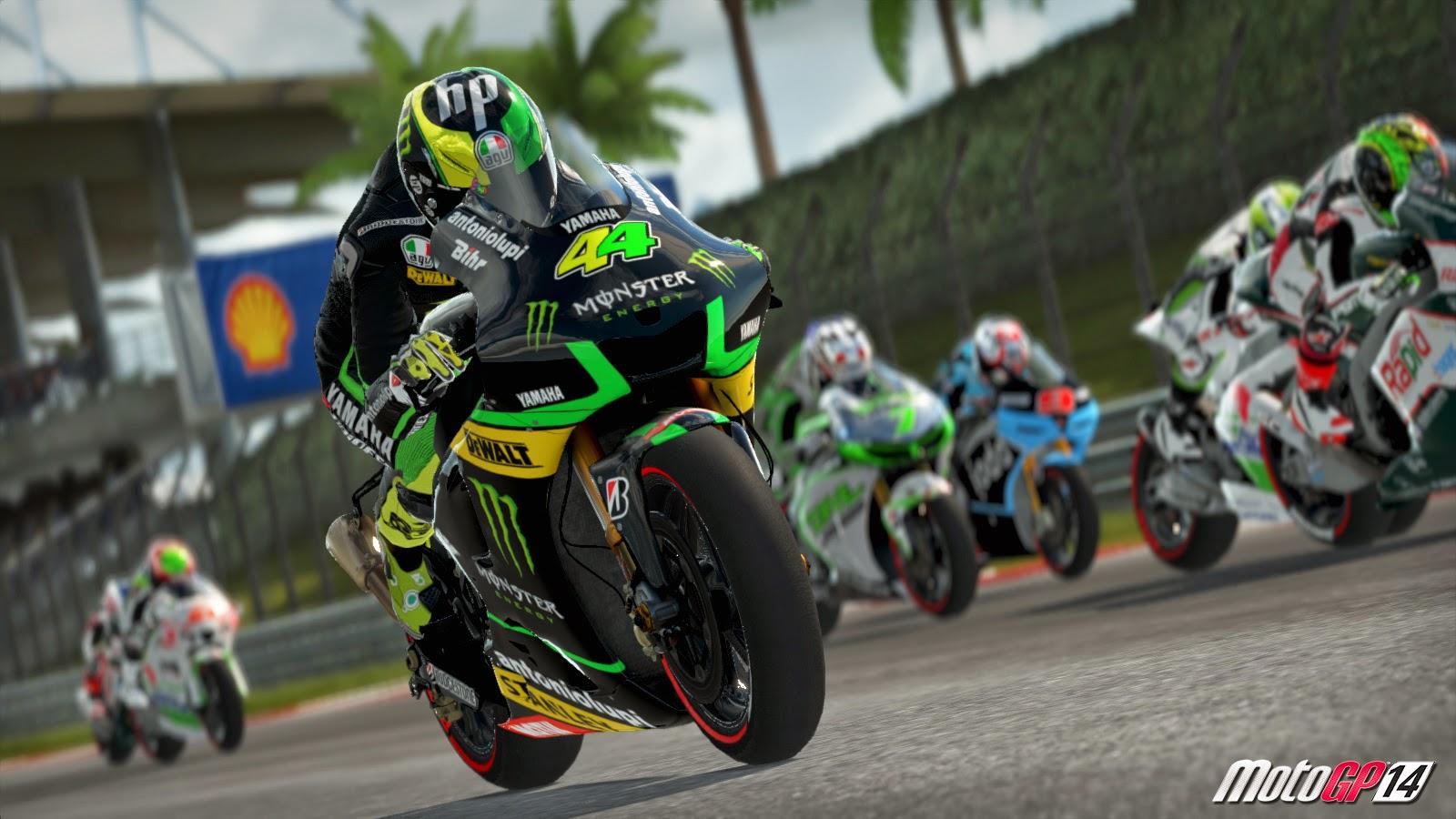 MotoGP screenshots