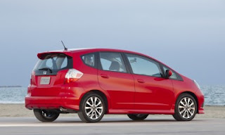 Honda Fit model value in used car market 4564455