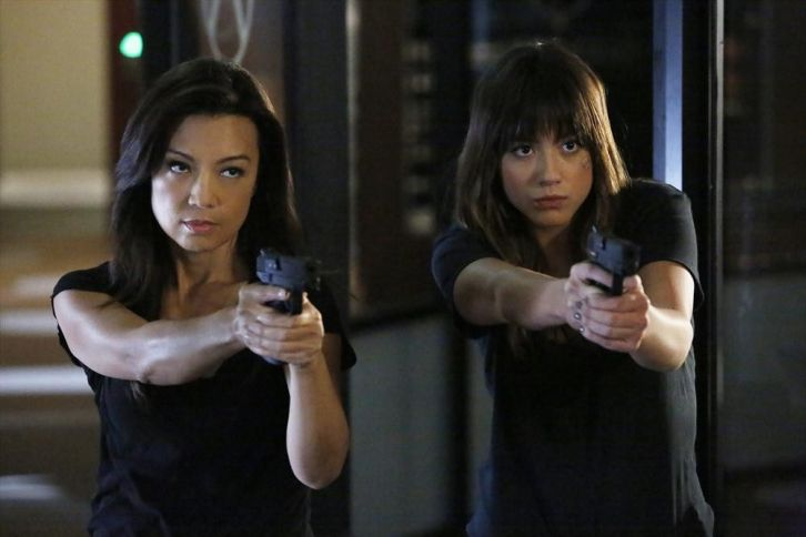 Agents of SHIELD - Episode 2.09 - ...Ye Who Enter Here - Promotional Photos