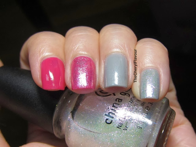 China Glaze Travel in Color