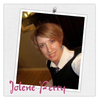 Author Jolene Perry