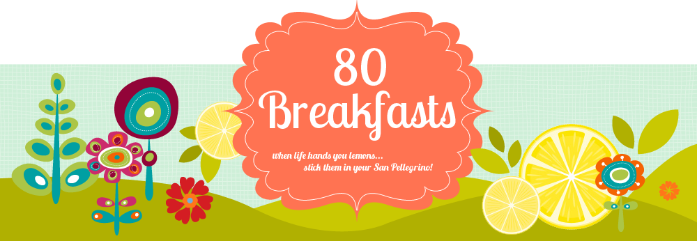 80 Breakfasts