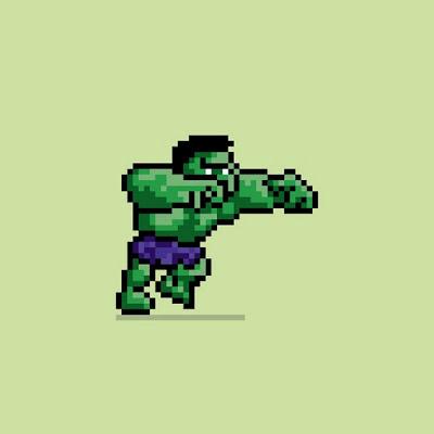 Wallpaper-Hulk-8-bits
