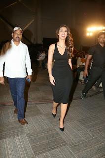 Actress Ileana Latest Pictures in Short Dress at Lakshmi Raave Maa Intiki Audio Launch  0075.jpg