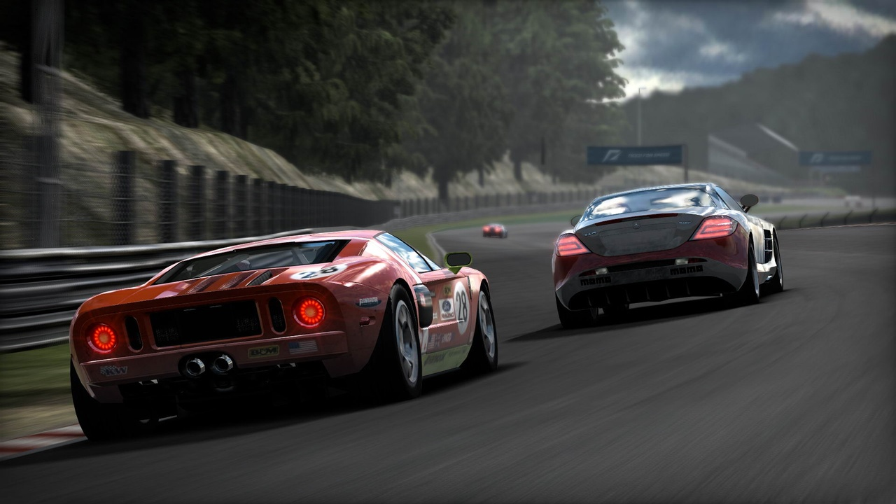 Need For Speed Shift Screen Shots, Wallpapers