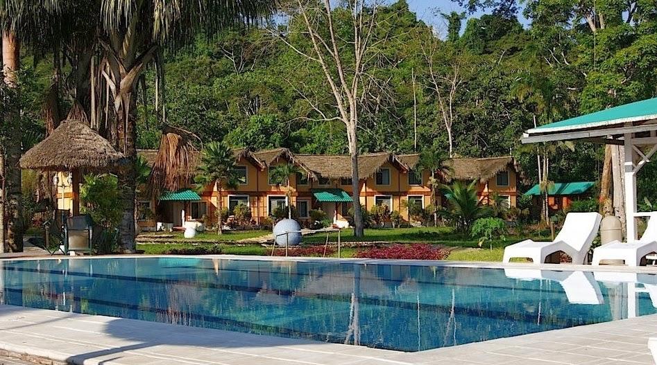hosterias ecuador: