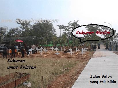 Belajar dari Kuburan (Penguburan)