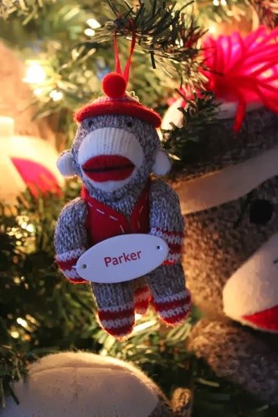 it u0026 39 s a sock monkey christmas tree