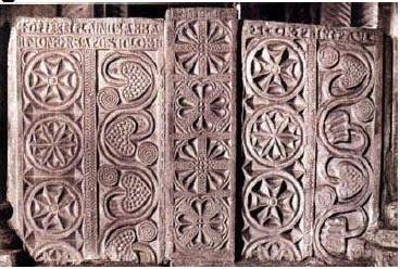 Arte Románico en la Talla de Madera