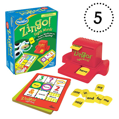 Mommy Testers Zingo Sight Words review, Zingo, Zingo Sight Words