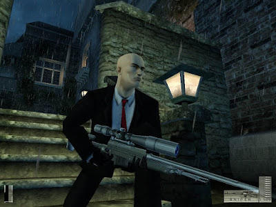 Download Hitman 3 Contracts Free Compressed File