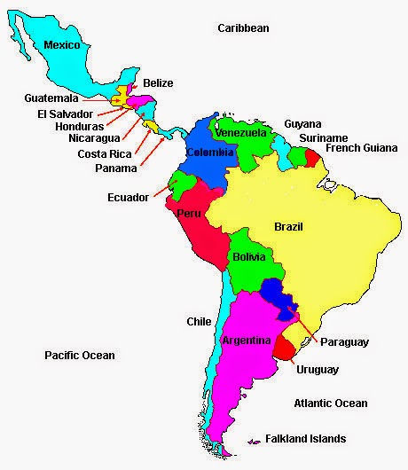 Spanish Fun Los Paises Y Las Mascotas - Country name and capital city