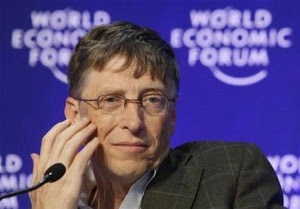 Bill Gate: La cara amable de la Euganesia