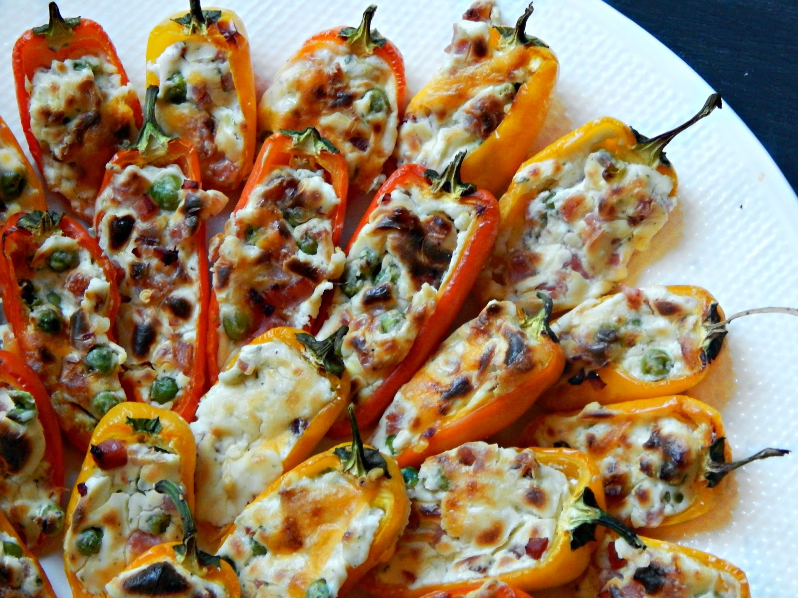 Stuffed Sweet Peppers Recipe