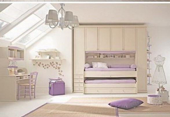 the infantil decora dormitorios clsicos para nios with decorar dormitorio nia