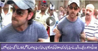 Hrithik Roshan Hits and Abuses the Press in Shirdi