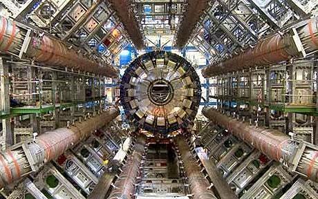World's Largest Atom Smasher Returns