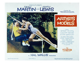 Una de las pelis que alimentan éste infantil: Artist and Models (1955)
