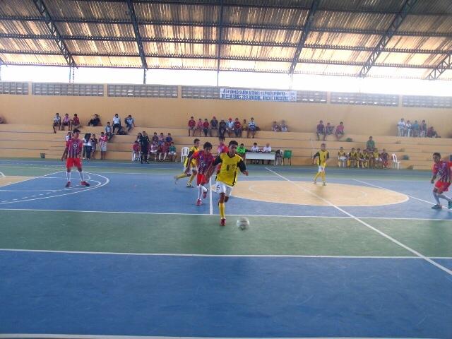 Jerns 2015: Classificatória de Futsal acontece em Natal