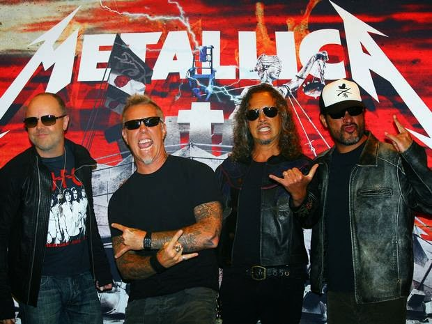 metallica, trash metal, music, USA, No Life 'til leather