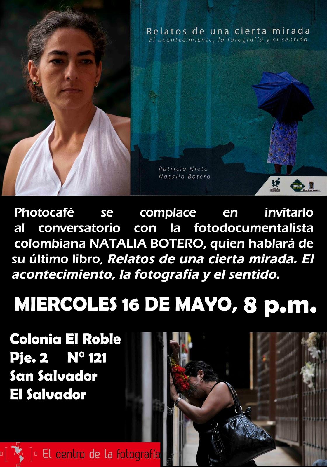 Hora mayo 16  2012 a las 8pm  Natalia Botero